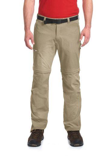 Maier Sports Funktionshose »Tajo 2« Ausgezeichnete Outdoorhose mit funktionellem Zipp-Off