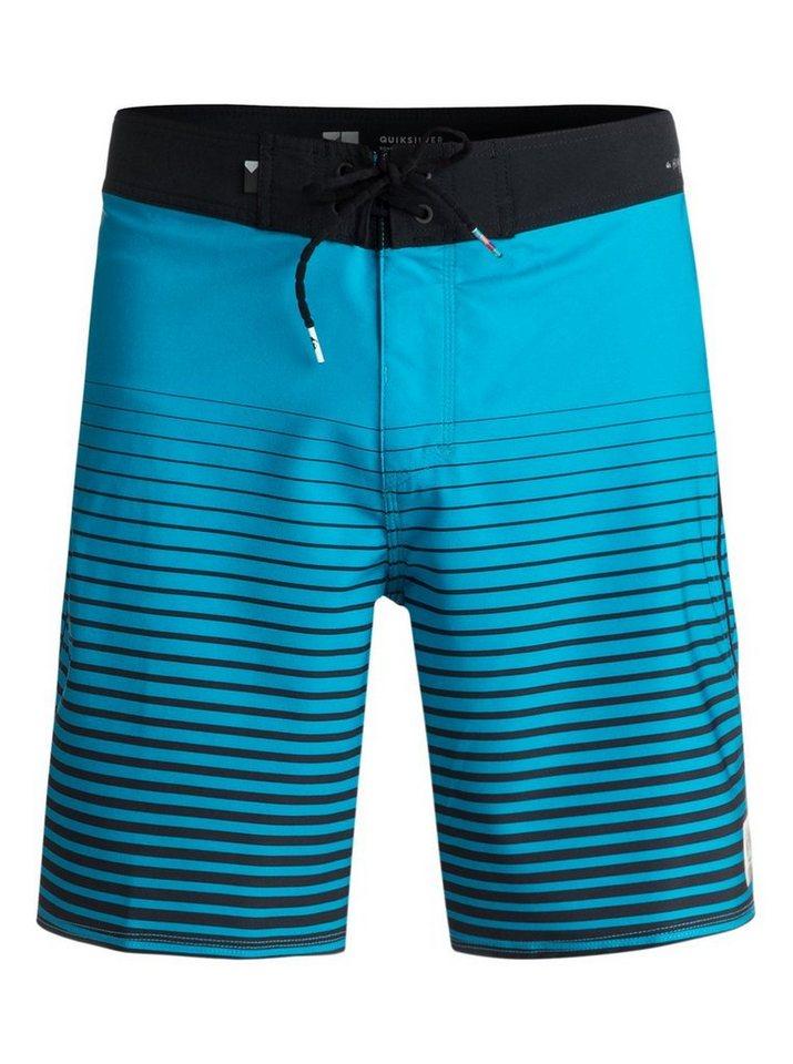 Herren Quiksilver Boardshorts Highline Sound Wave 18 blau | 03613373455123