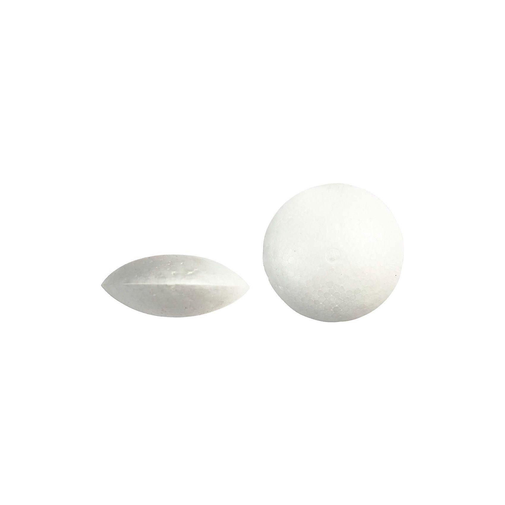 Ufo, D: 7,5 cm, Stärke: 31 mm, Styropor, 100 Stück