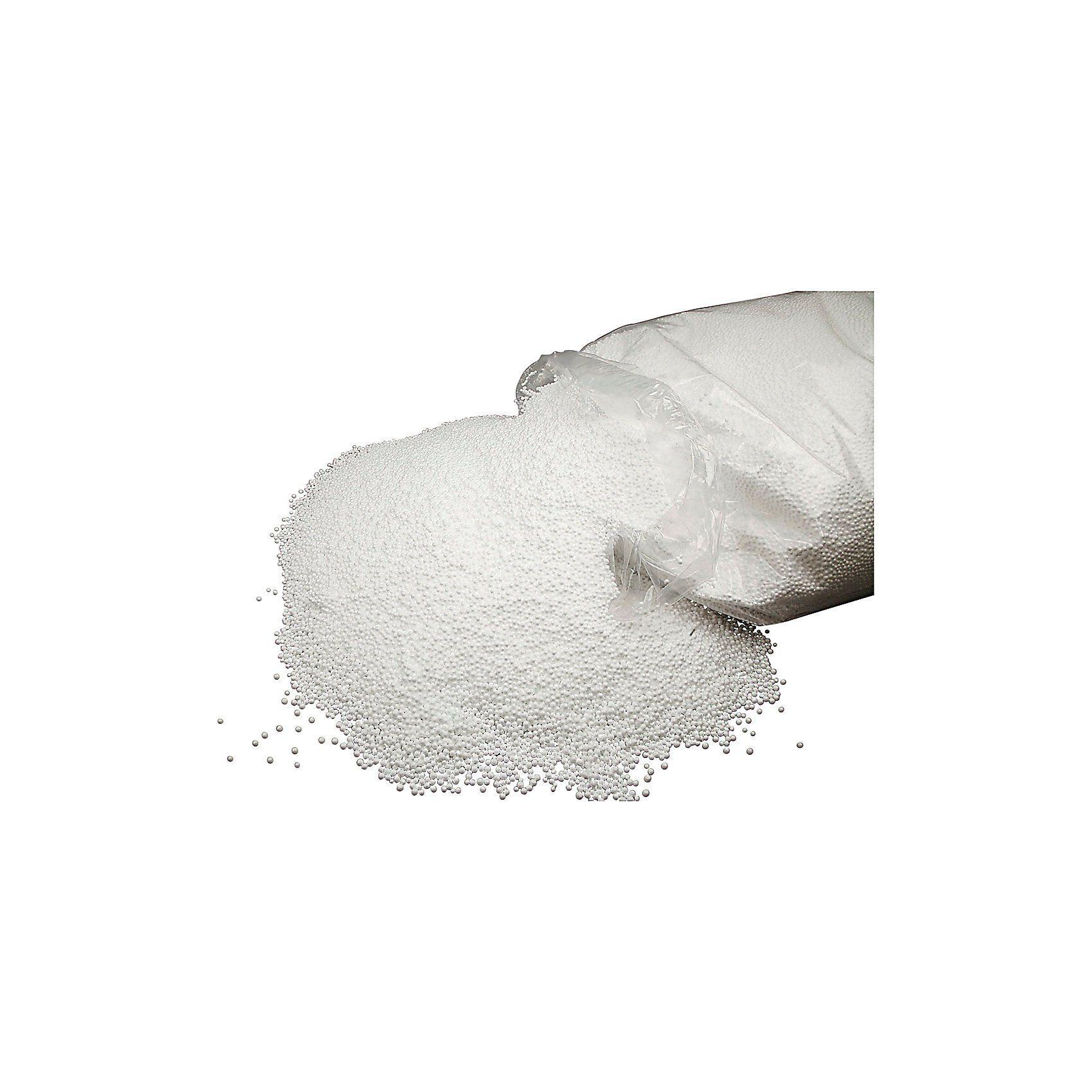 Styroporkügelchen, größter Durchm. 5 mm, 100l