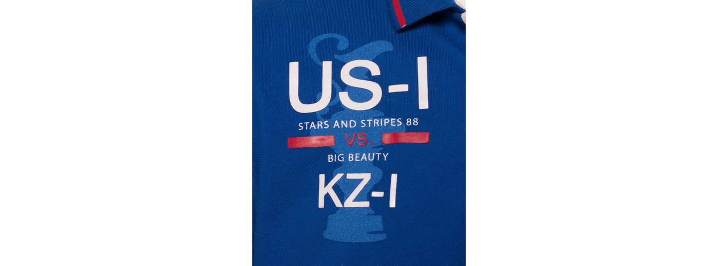 CODE-ZERO Poloshirt AMERICA'S CUP ED.27, Colour-Blocking