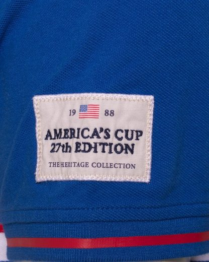 CODE-ZERO Poloshirt AMERICA'S CUP ED.27, Colour-Blocking