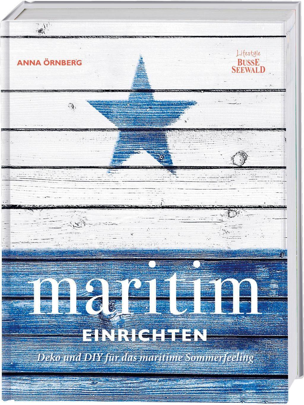 """Buch """"Maritim einrichten"""""""