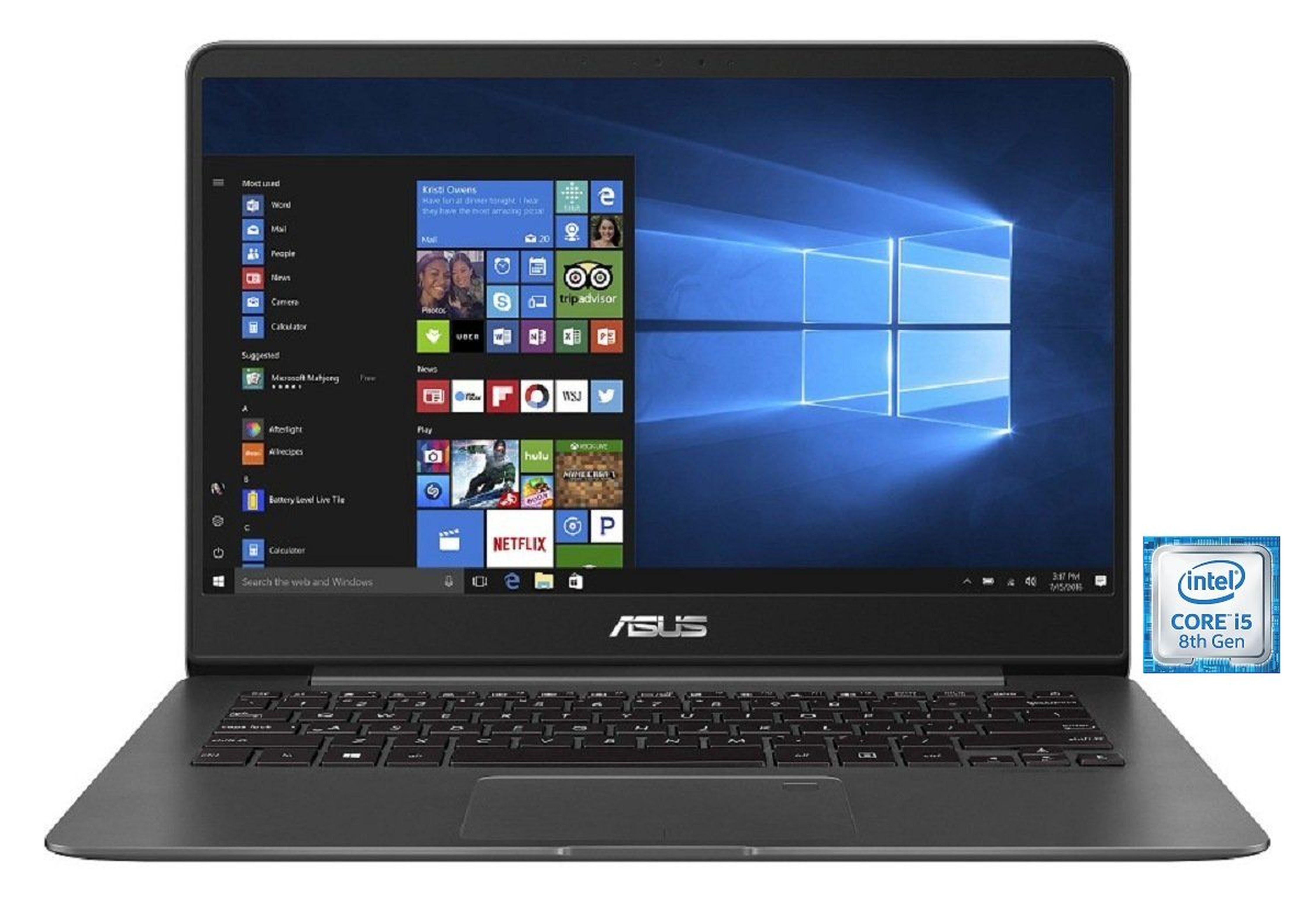 """ASUS ZenBook UX3430UN-GV065T Notebook »Intel Core i5, 35,56 cm(14"""")256 GB SSD, 16 GB«"""