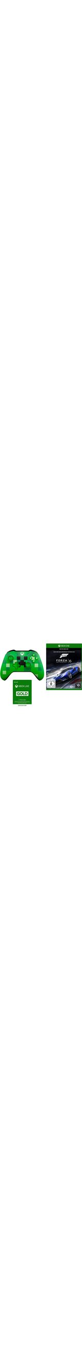 Xbox One Minecraft Controller + Forza 5