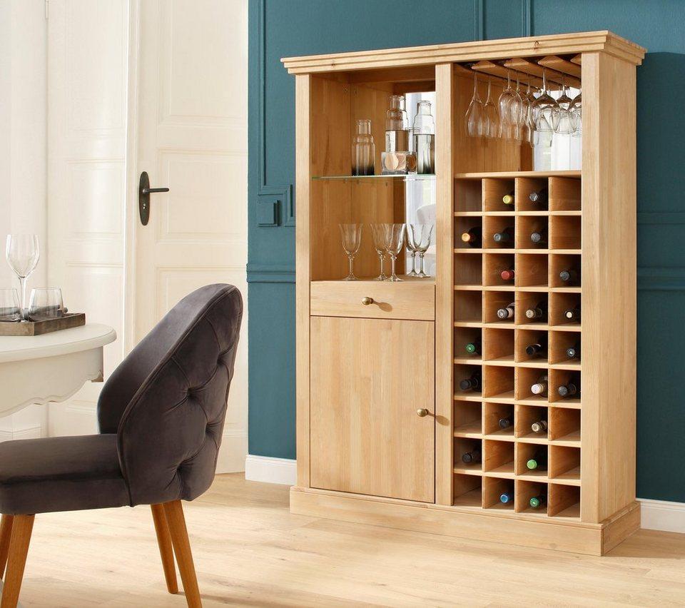 premium by collection home affaire weinregal gita in hochwertiger ausf hrung inklusive. Black Bedroom Furniture Sets. Home Design Ideas