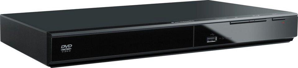 panasonic dvd s500eg k dvd player online kaufen otto. Black Bedroom Furniture Sets. Home Design Ideas