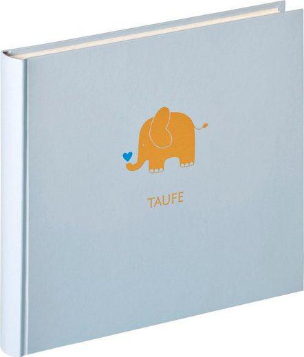 Walther Album »Meine Taufe Baby Animal«