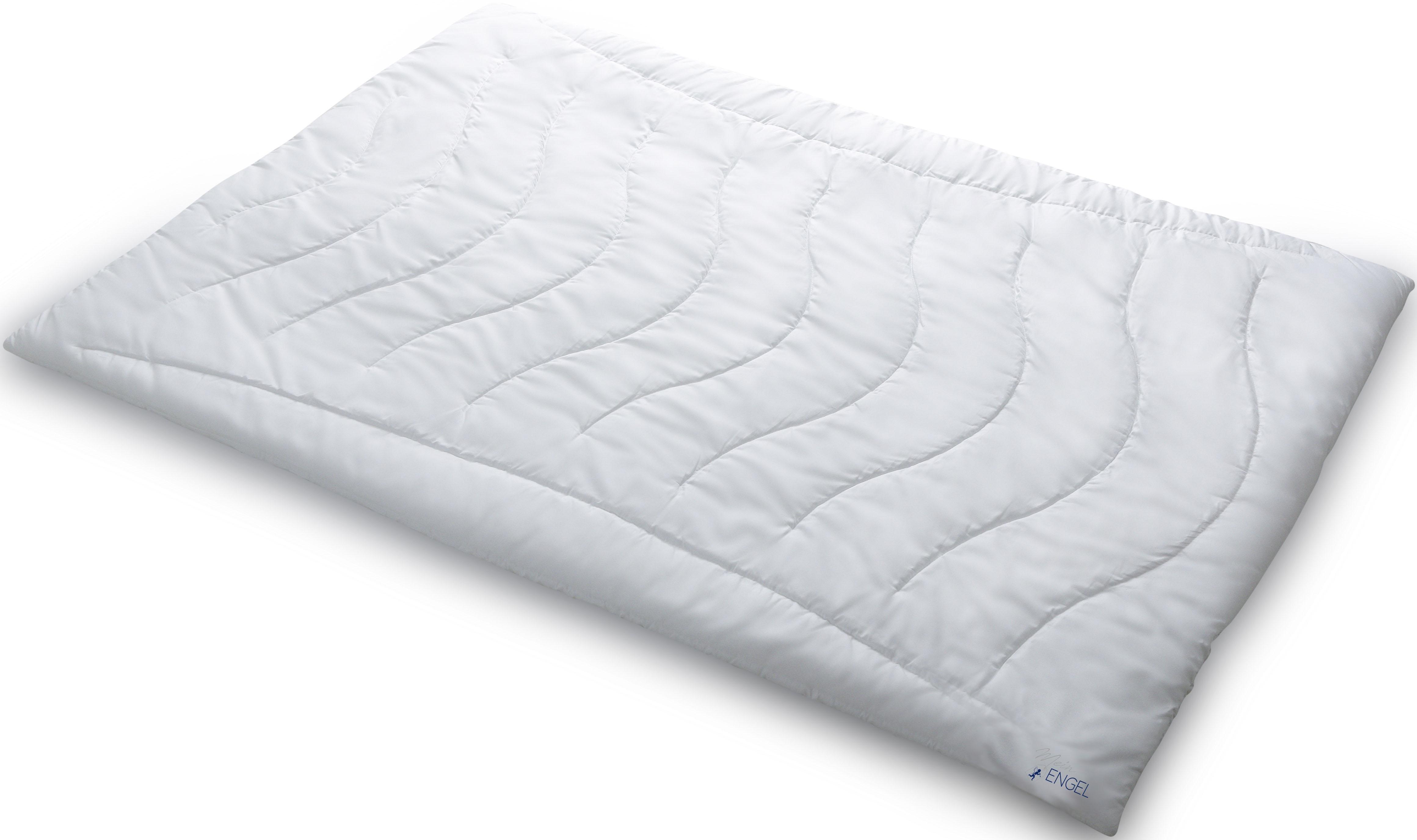 Baumwollbettdecke, »Mein Engel«, Schlaf Stil, extrawarm, Bezug: 100% Baumwolle, (1-tlg) | Heimtextilien > Decken und Kissen > Bettdecken | Schlaf Stil