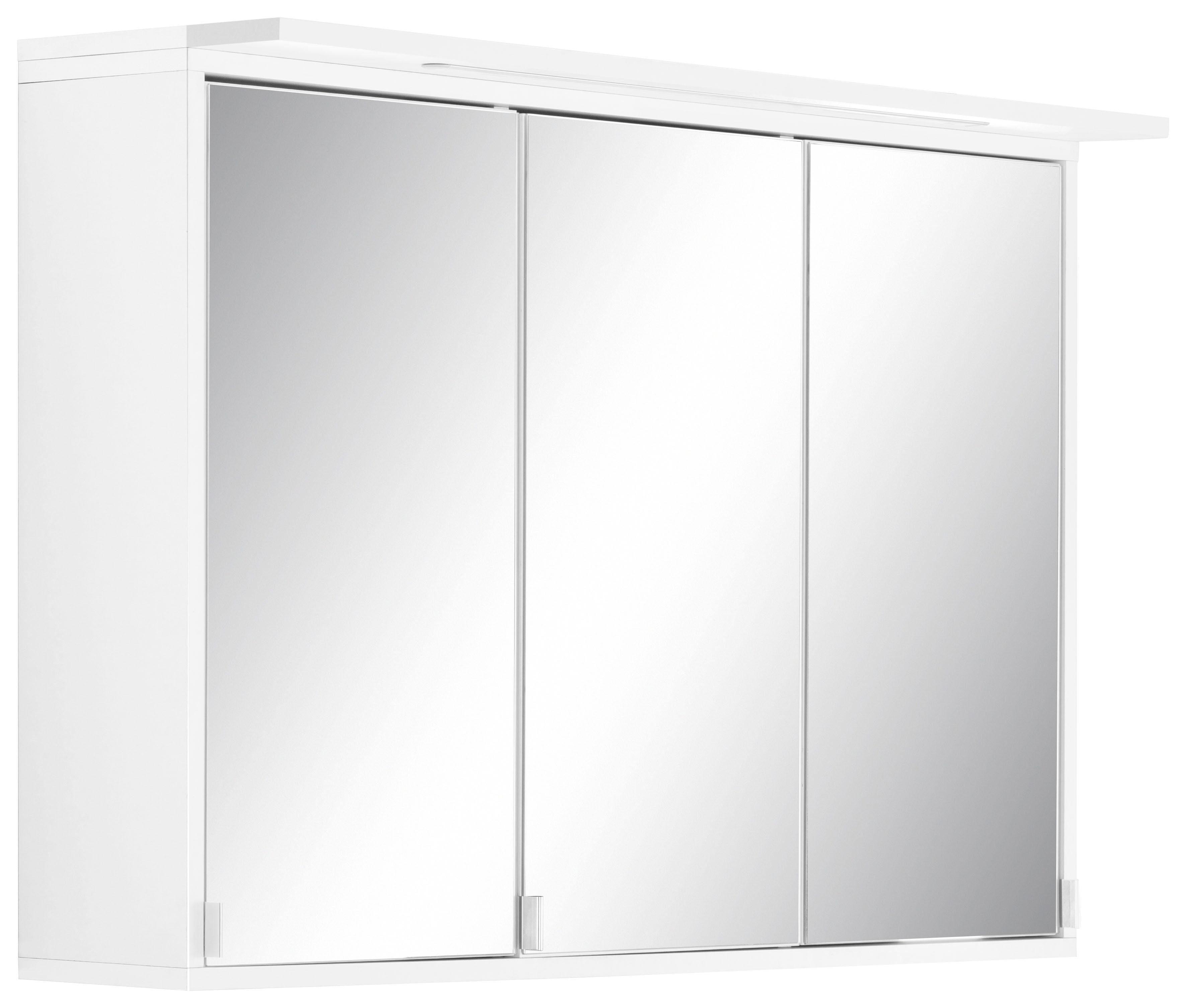 Held Möbel Spiegelschrank »Lier« mit LED Beleuchtung