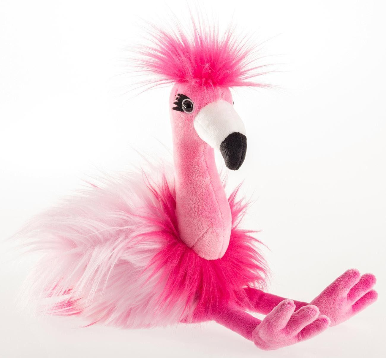 Schaffer Plüschtier Flamingo, »Chantal, 27 cm«