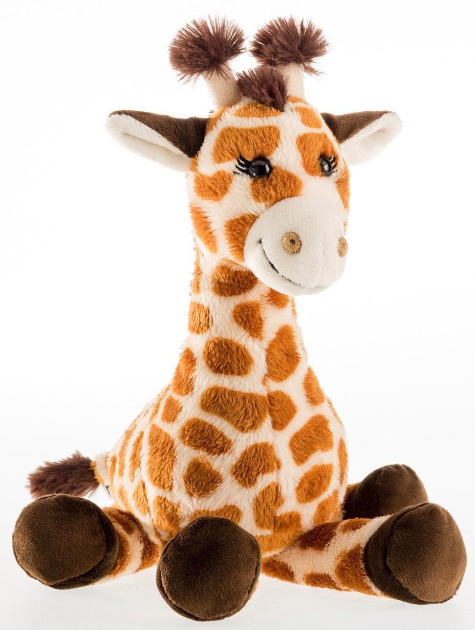 Schaffer Plüschtier Giraffe, »Bahati, 28 cm«