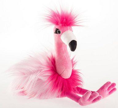 Schaffer® Plüschfigur »Flamingo Chantal, 34 cm«