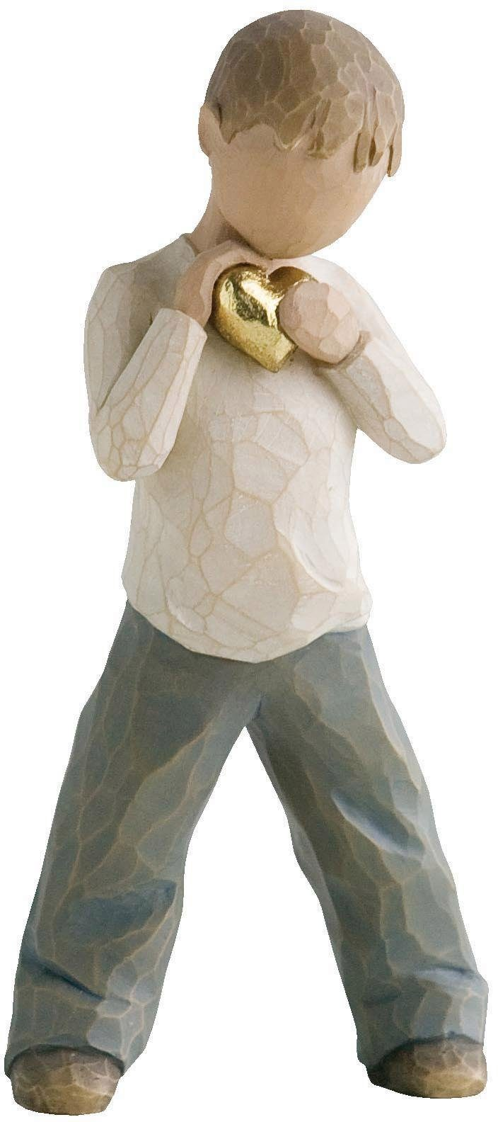 Willow Tree Figur, »Herz aus Gold«