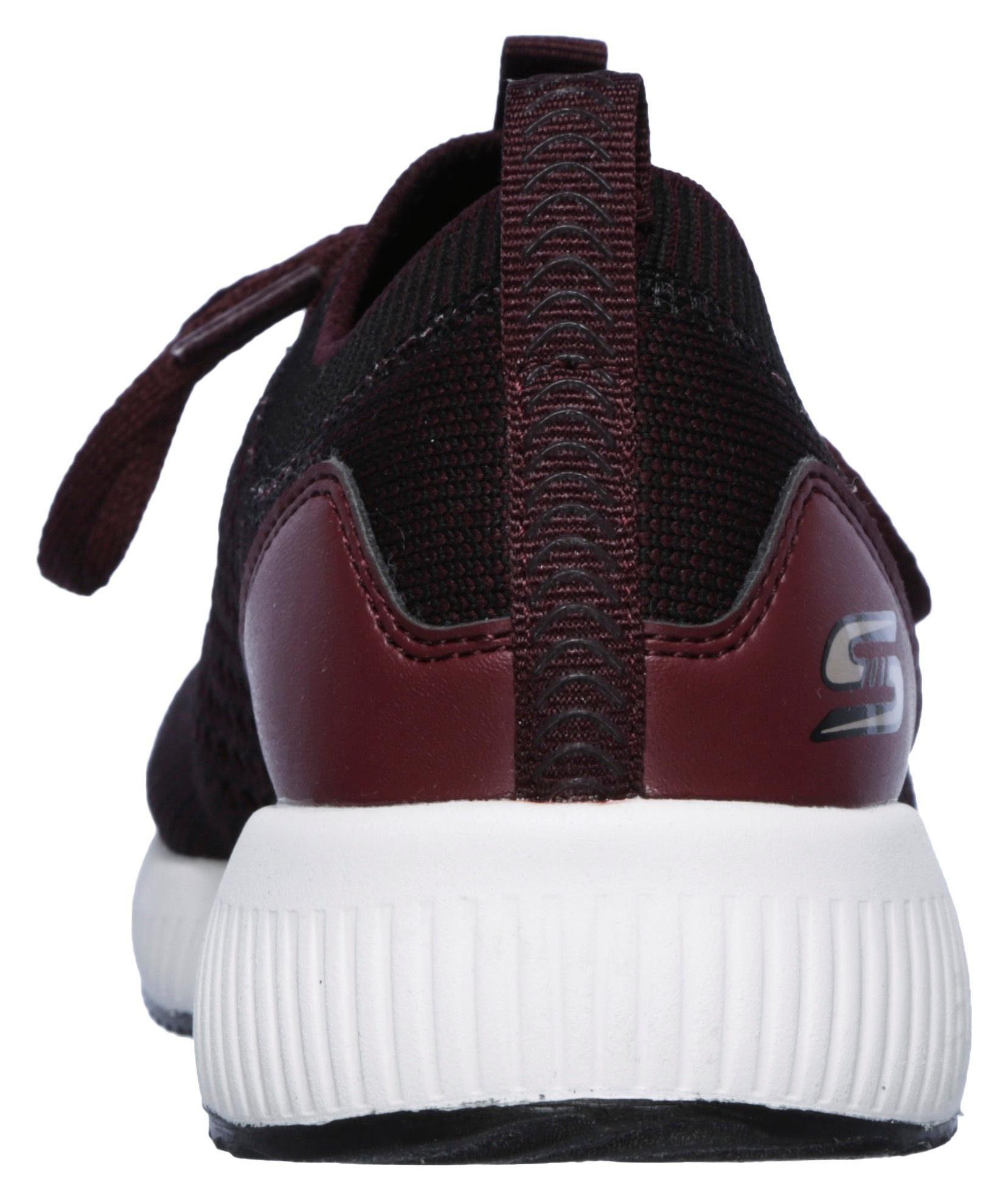 Sonderangebot &11843 Slip-On Skechers »Bobs Squad - Alpha Gal« Slip-On &11843 Sneaker in Strick-Optik de7ca6