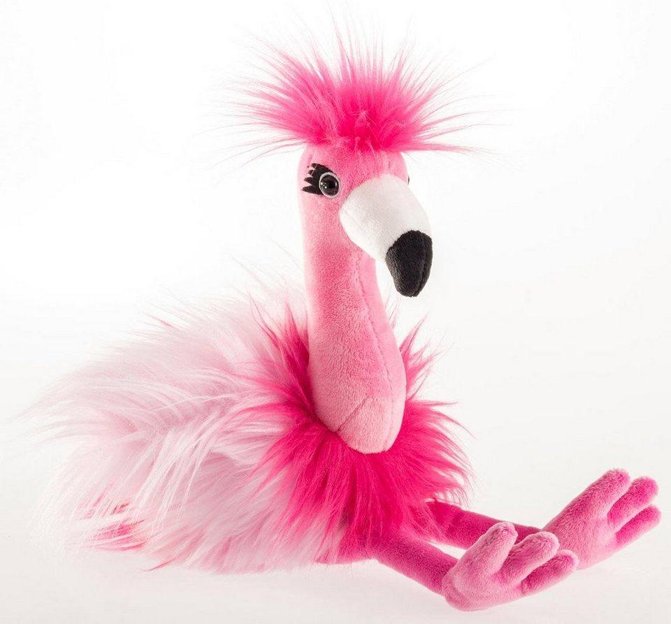 schaffer pl schtier flamingo chantal 48 cm otto. Black Bedroom Furniture Sets. Home Design Ideas
