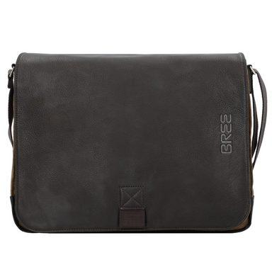 Leder Cm Casual Messenger Laptopfach Punch 38 49 Bree YSqOIx
