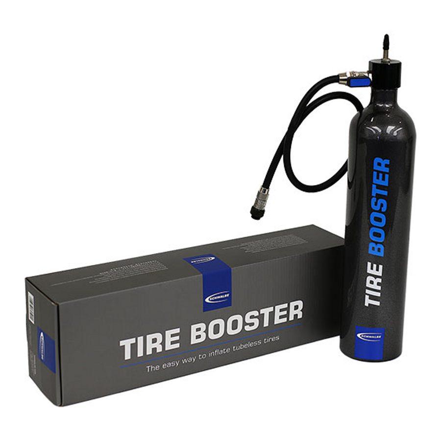 Schwalbe Ersatzschlauch »Tire Booster inklusive Halteriemen«