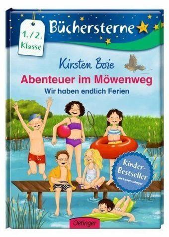 Gebundenes Buch »Wir haben endlich Ferien / Abenteuer im...«