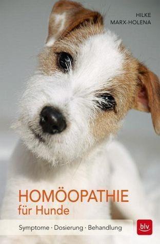 Broschiertes Buch »Homöopathie für Hunde«