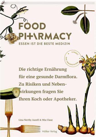 Gebundenes Buch »Food Pharmacy«