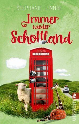 Broschiertes Buch »Immer wieder Schottland«