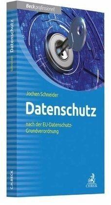 Broschiertes Buch »Datenschutz«