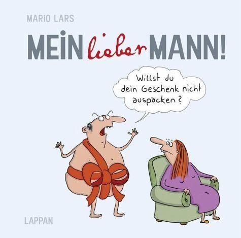 Gebundenes Buch »Mein lieber Mann!«