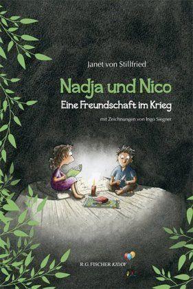 Broschiertes Buch »Nadja und Nico«