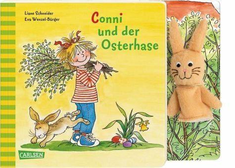 Buch mit Papp-Einband »Conni und der Osterhase«