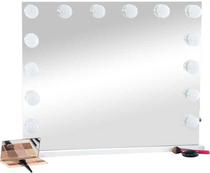 CLP Schminkspiegel »Palmdale«, mit LED Beleuchtung