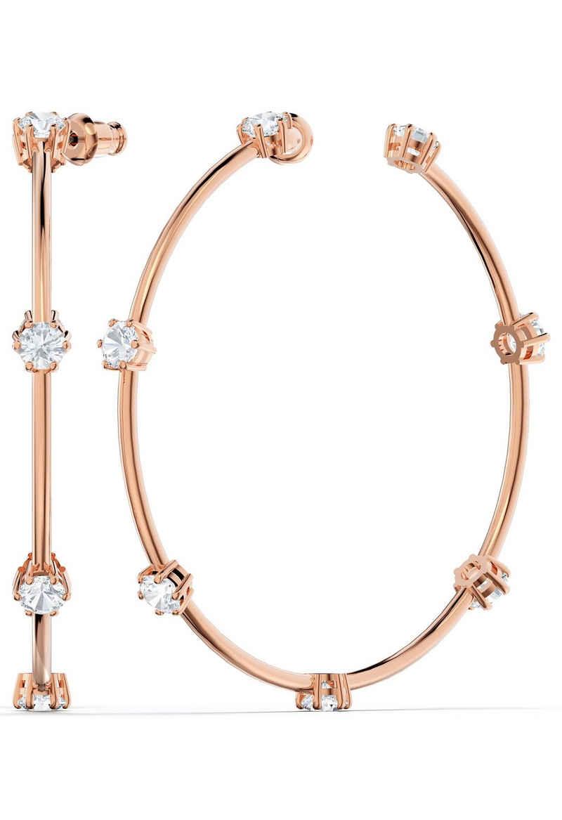 Swarovski Paar Creolen »Constella Creolen, 5609706«, mit Swarovski® Kristall