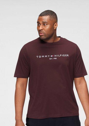 Tommy Hilfiger Big & Tall T-Shirt »BT-TOMMY LOGO TEE-B«