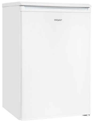 exquisit Kühlschrank KS 15-3 A++, 84.5 cm hoch, 55.3 cm breit, 4*-Gefrierfach, kompakt und leistungsstark