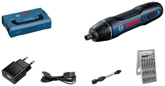Bosch Professional Powertools Akku-Schrauber »Bosch GO Professional«, maximale Wirkung