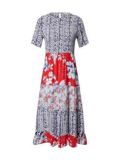 Rich & Royal Maxikleid »Dress long with printmix«