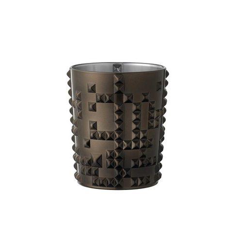 Nachtmann Cocktailglas »Punk Becher Gun Metal grau«, Glas