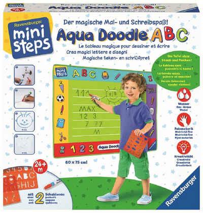Ravensburger Spiel, Kinderspiel »Ravensburger 04496 Ministeps Aqua Doodle ABC«
