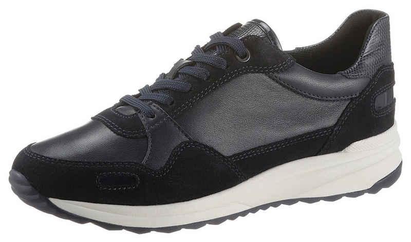 Geox »Airell« Sneaker mit Innenreißverschluss