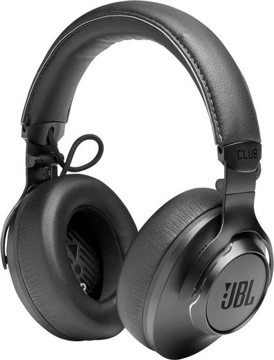 JBL »CLUB ONE« Over-Ear-Kopfhörer (A2DP Bluetooth (Advanced Audio Distribution Profile), AVRCP Bluetooth (Audio Video Remote Control Profile)