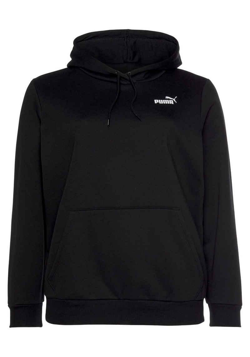 PUMA Kapuzensweatshirt »ESS Small Logo Hoodie FL PLUS«
