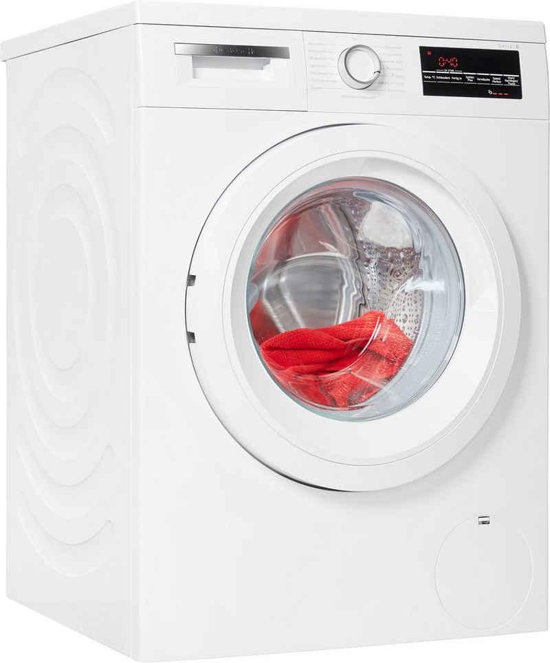 BOSCH Waschmaschine 6 WUU28T20, 8 kg, 1400 U/min, unterbaufähig