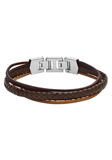 Fossil Armband »MENS DRESS, JF03390040«