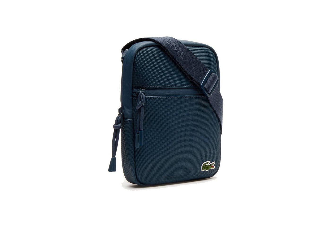 lacoste -  Umhängetasche »Herren Umhängetasche - Crossover Bag, blau«