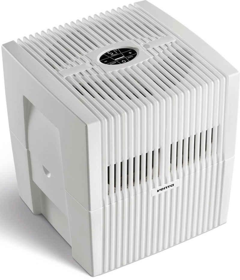 Venta Luftwäscher LW25 COMFORTPlus, Luftbefeuchter für Räume bis 45 m², mit digitaler Steuerung