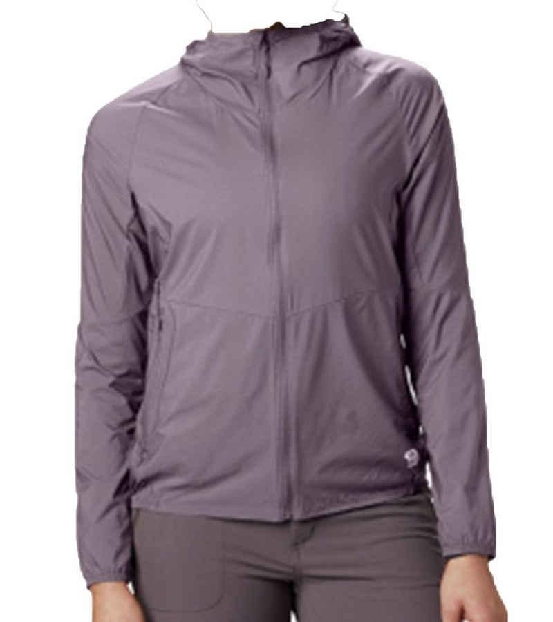 Mountain Hardwear Outdoorjacke »MOUNTAIN HARDWEAR Kor Preshell Hoody Jacke vielseitige Damen Sport-Jacke Freizeit-Jacke Flieder«