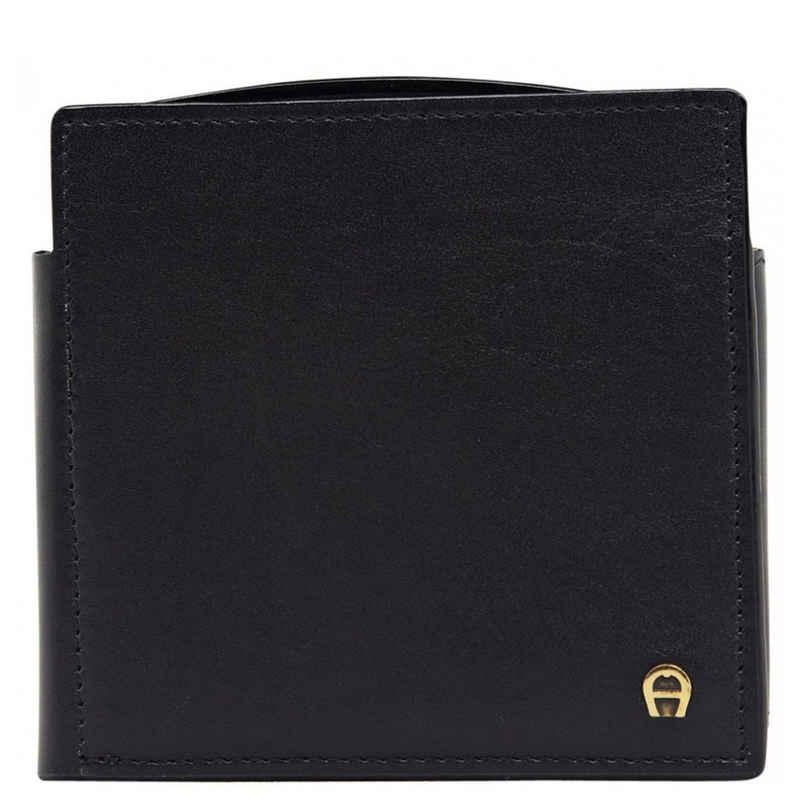 AIGNER Geldbörse »Basics Daily Geldbörse mit Geldklammer 10 cm«