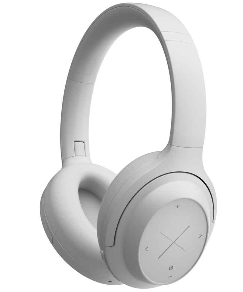 Kygo »A11/800 ANC« Over-Ear-Kopfhörer (Google Assistant, Siri, 40 Stunden Akkulaufzeit, Qualcomm aptX- und AAC-Soundqualität, Aktive Geräuschunterdrückung, Ambient Awareness-Modus)