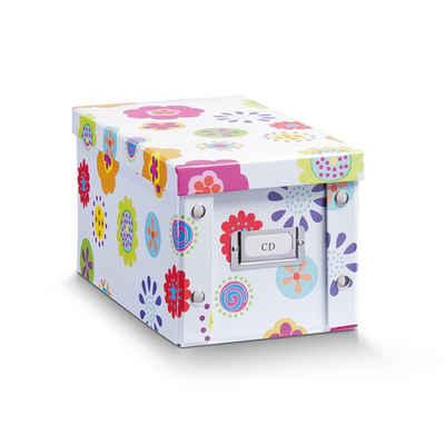 HTI-Living Aufbewahrungsbox »Aufbewahrungsbox mit Deckel« (1 Stück), Aufbewahrungsbox