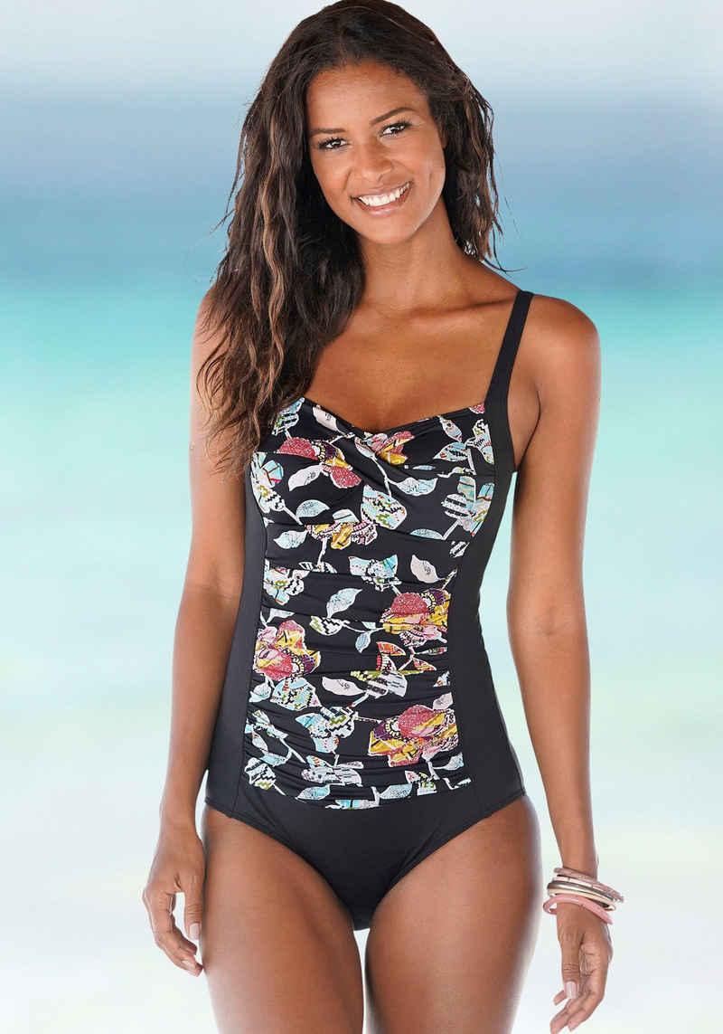 Sunseeker Badeanzug »Jam«, mit Alloverprint und Shaping-Effekt